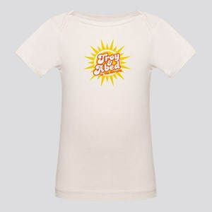 Troy and Abed In The Morning Organic Baby T-Shirt