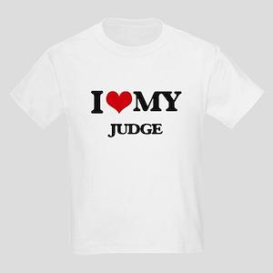 I love my Judge T-Shirt