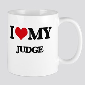 I love my Judge Mugs