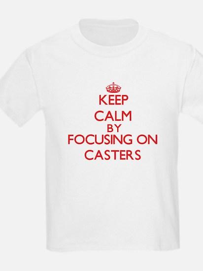 Casters T-Shirt