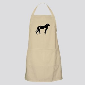 Cat And Dog Silhouette Apron