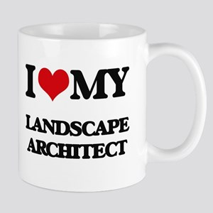 I love my Landscape Architect Mugs