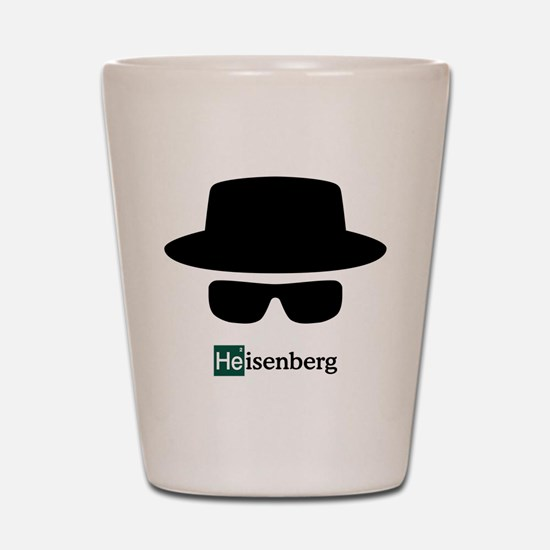 Heisenberg Hat Shot Glass