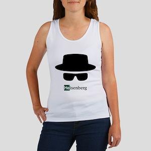 Heisenberg Hat Tank Top