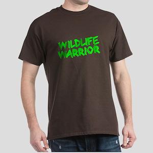 """""""Wildlife Warrior"""" Dark T-Shirt"""