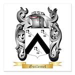 Guillemet Square Car Magnet 3