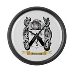 Guillemet Large Wall Clock