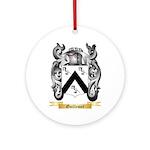 Guillemet Ornament (Round)