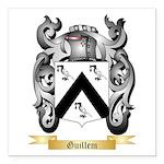 Guillem Square Car Magnet 3