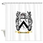 Guillaumot Shower Curtain