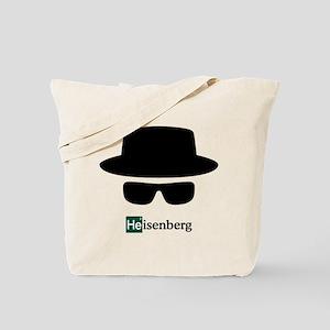 Heisenberg Hat Tote Bag