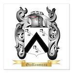 Guillaumeau Square Car Magnet 3