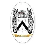 Guillaumeau Sticker (Oval 10 pk)