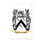 Guillaumeau 20x12 Wall Decal