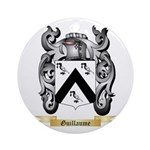 Guillaume Ornament (Round)