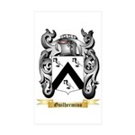 Guilhermino Sticker (Rectangle 50 pk)