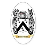 Guilhermino Sticker (Oval 50 pk)