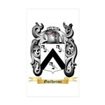 Guilherme Sticker (Rectangle 50 pk)
