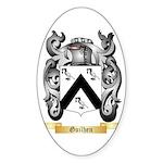 Guilhen Sticker (Oval)