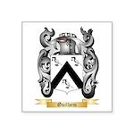 Guilhem Square Sticker 3