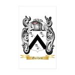 Guilhem Sticker (Rectangle 50 pk)
