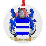 Guilfoyle Round Ornament