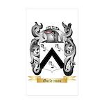 Guilermou Sticker (Rectangle 50 pk)