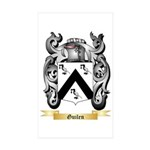 Guilen Sticker (Rectangle 50 pk)