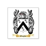 Guiglia Square Sticker 3