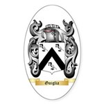 Guiglia Sticker (Oval 10 pk)