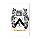 Guiglia 35x21 Wall Decal