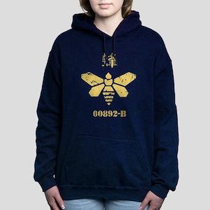 Vintage Golden Moth Chem Women's Hooded Sweatshirt