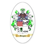 Guigan Sticker (Oval 10 pk)