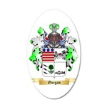 Guigan 35x21 Oval Wall Decal