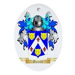 Guiette Ornament (Oval)