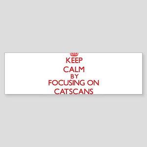 Catscans Bumper Sticker