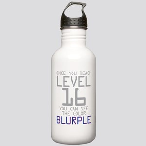 The Color Blurple Stainless Water Bottle 1.0L