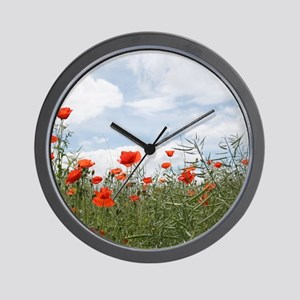 Summer Dreaming Wall Clock