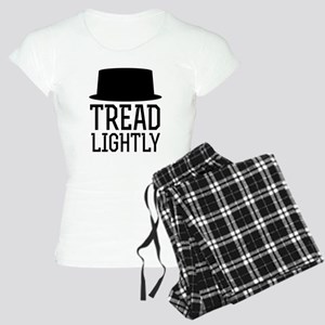 Breaking Bad Tread Lightly Women's Light Pajamas