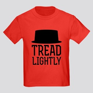 Breaking Bad Tread Lightly Kids Dark T-Shirt