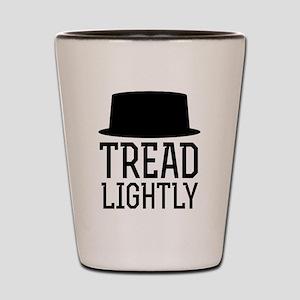 Breaking Bad Tread Lightly Shot Glass