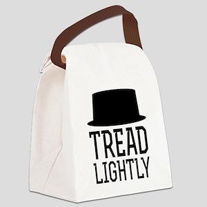 Breaking Bad Tread Lightly Canvas Lunch Bag