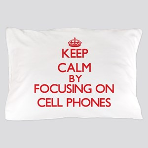 Cell Phones Pillow Case