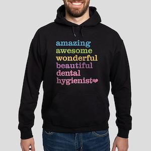 Dental Hygienist Hoodie (dark)