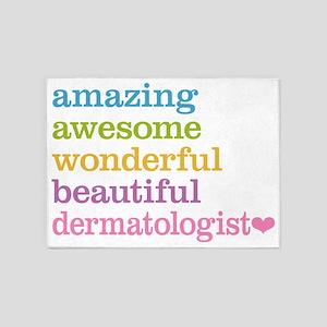 Amazing Dermatologist 5'x7'Area Rug