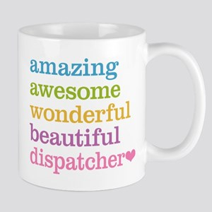 Amazing Dispatcher Mug