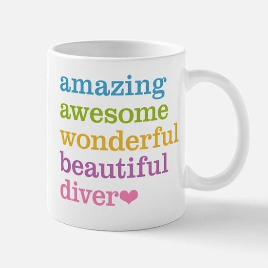 Amazing Diver Mug