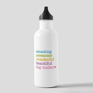 Dog Walker Stainless Water Bottle 1.0L