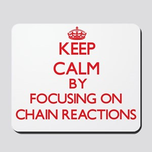 Chain Reactions Mousepad