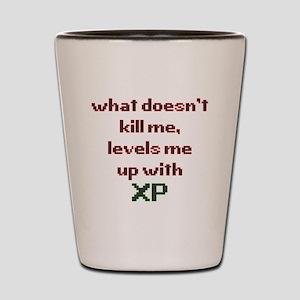 Level XP Shot Glass